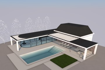 Poolhouse K3